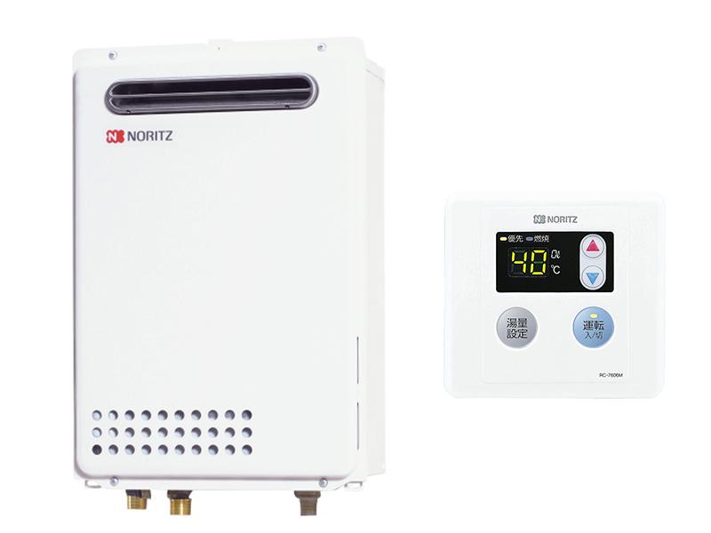 ノーリツ GQ-1639WS 給湯専用ガス給湯器