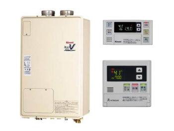 リンナイRUFH-V1613SAW(B) 温水暖房付ガス風呂給湯器(TES)